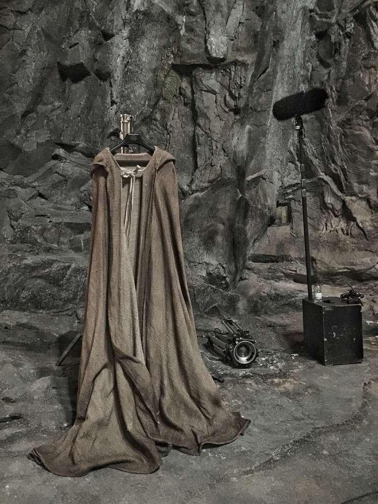 Rian Johnson - Behind The Scene Star Wars The Last Jedi Tumblr10