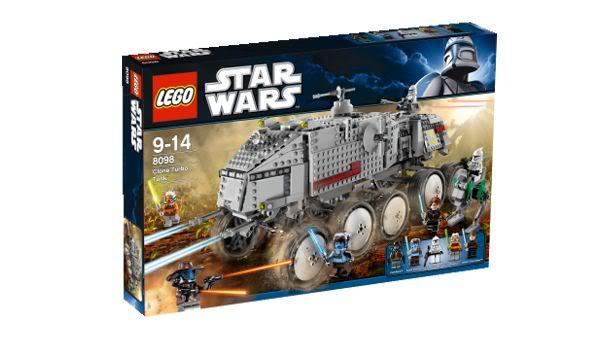 LEGO STAR WARS - 8098 - Clone Turbo Tank Turbot10