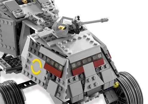 LEGO STAR WARS - 8098 - Clone Turbo Tank Turbot11