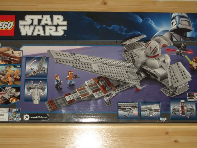 LEGO STAR WARS - 7961 - Darth Maul Sith Infiltrator  User4613