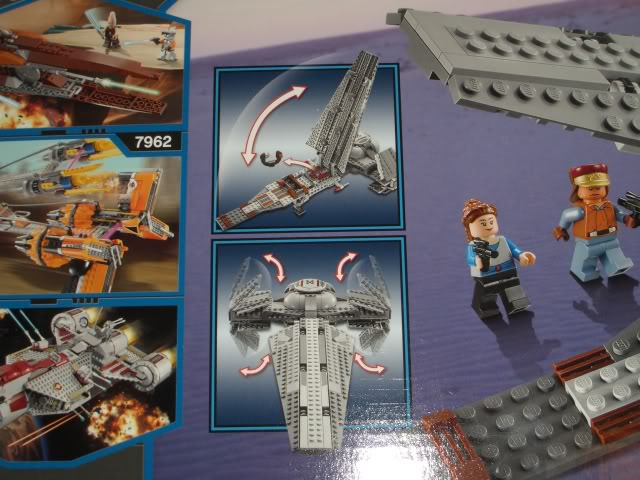 LEGO STAR WARS - 7961 - Darth Maul Sith Infiltrator  User4614