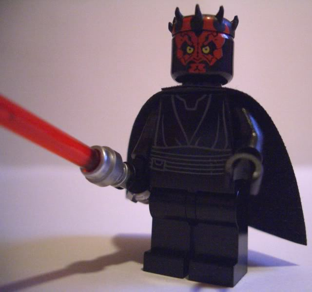 LEGO STAR WARS - 7961 - Darth Maul Sith Infiltrator  User4615