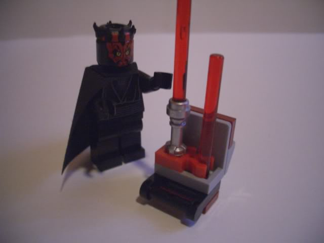 LEGO STAR WARS - 7961 - Darth Maul Sith Infiltrator  User4619