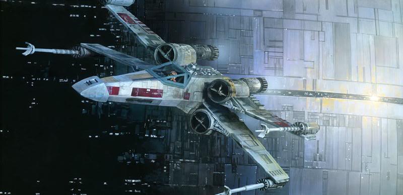 Artwork Star Wars - ACME - Use the Force Luke Usethe10