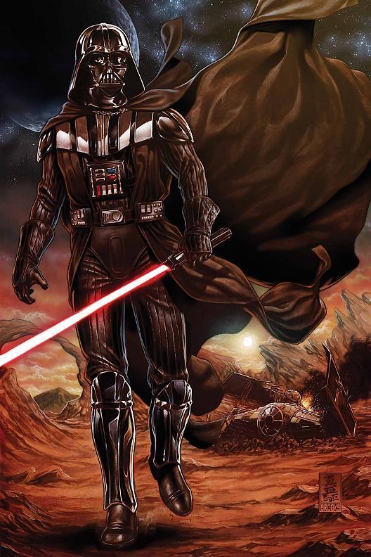 Marvel Comics US STAR WARS: VADER DOWN  V0110