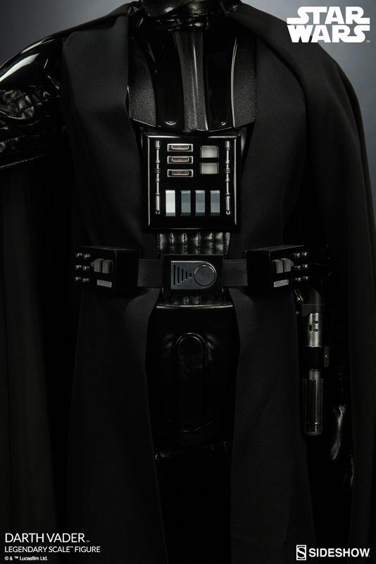 Sideshow - Darth Vader  Legendary Scale Figure Vader_19