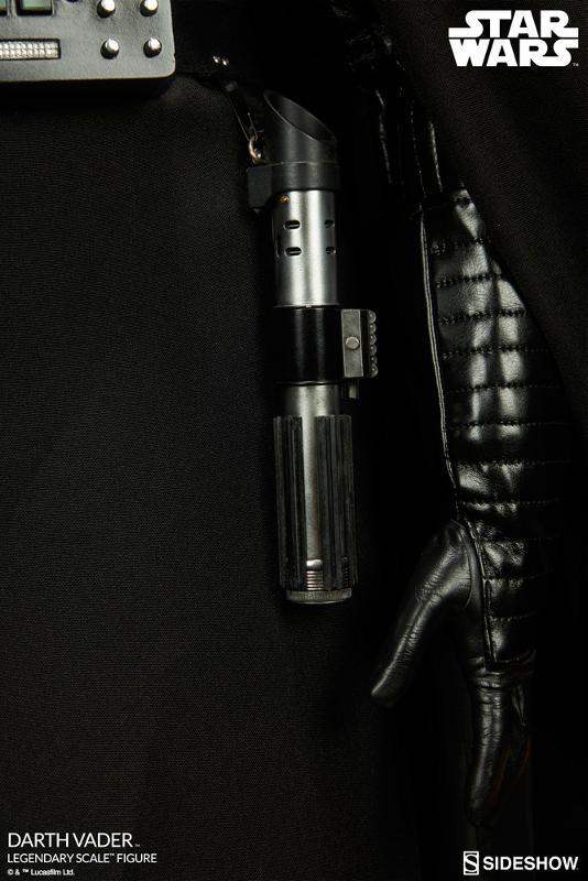 Sideshow - Darth Vader  Legendary Scale Figure Vader_20