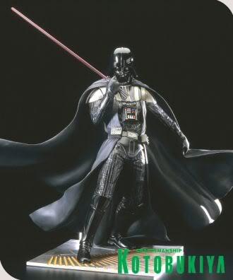 Kotobukiya - Darth Vader ARTFX Statue Vader_24