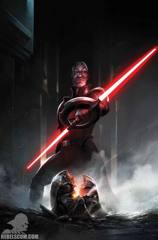 Marvel Comics US - DARTH VADER: DARK LORD OF THE SITH Vader_26