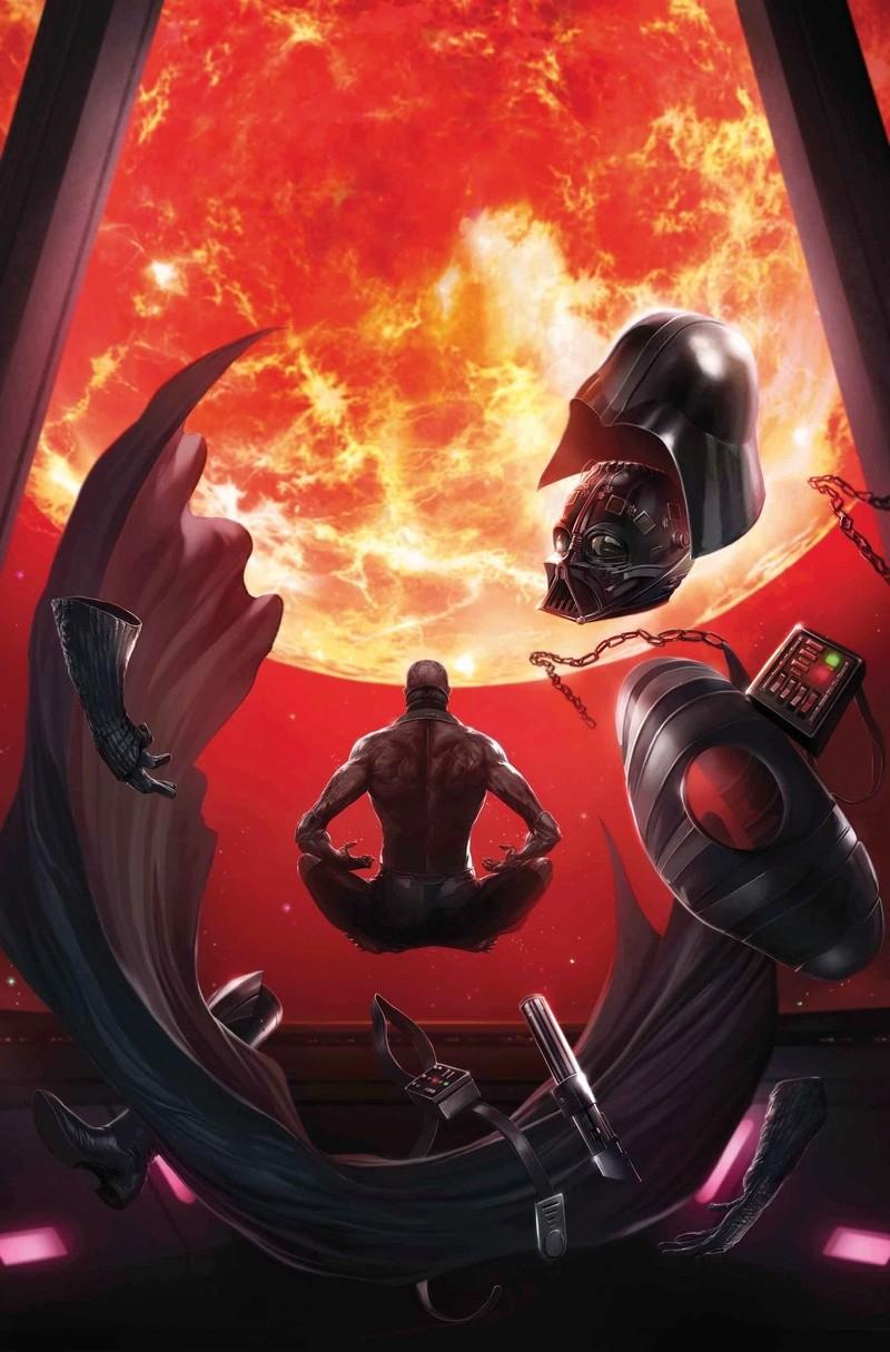 Marvel Comics US - DARTH VADER: DARK LORD OF THE SITH Vader_28