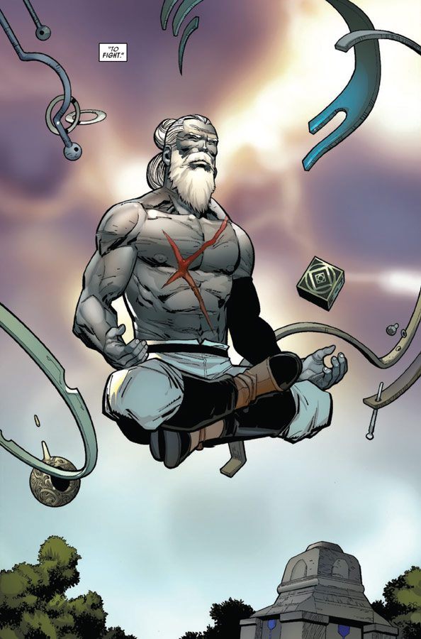 Marvel Comics US - DARTH VADER: DARK LORD OF THE SITH Vader_32