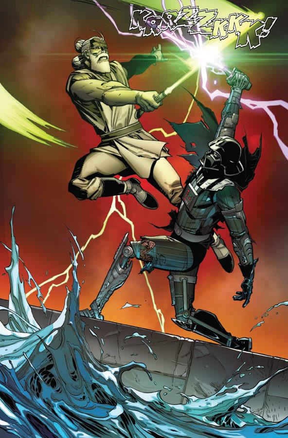 Marvel Comics US - DARTH VADER: DARK LORD OF THE SITH Vader_33