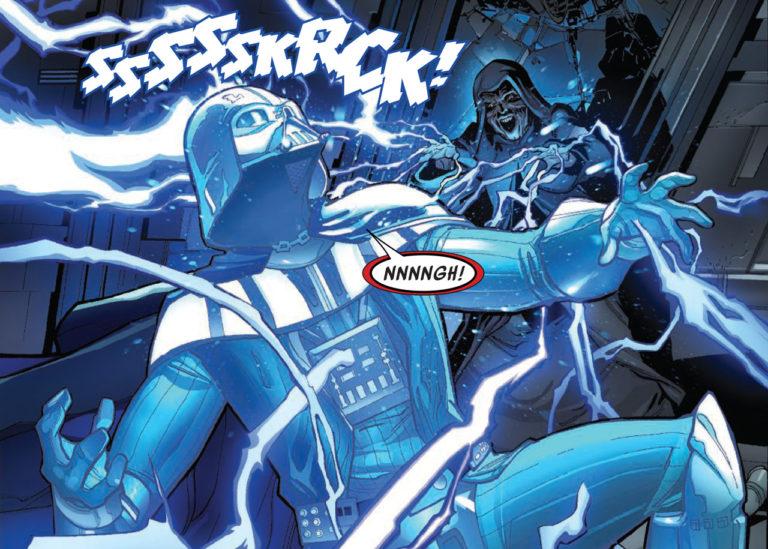 Marvel Comics US - DARTH VADER: DARK LORD OF THE SITH Vader_34