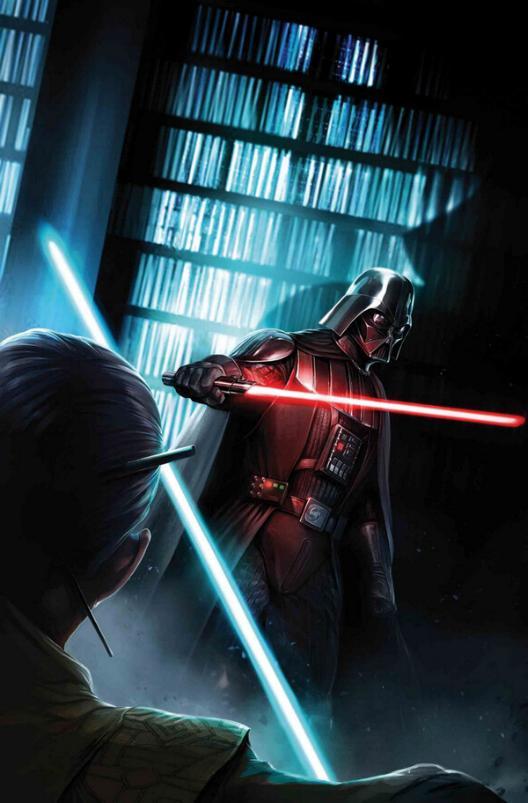 Marvel Comics US - DARTH VADER: DARK LORD OF THE SITH Vader_35