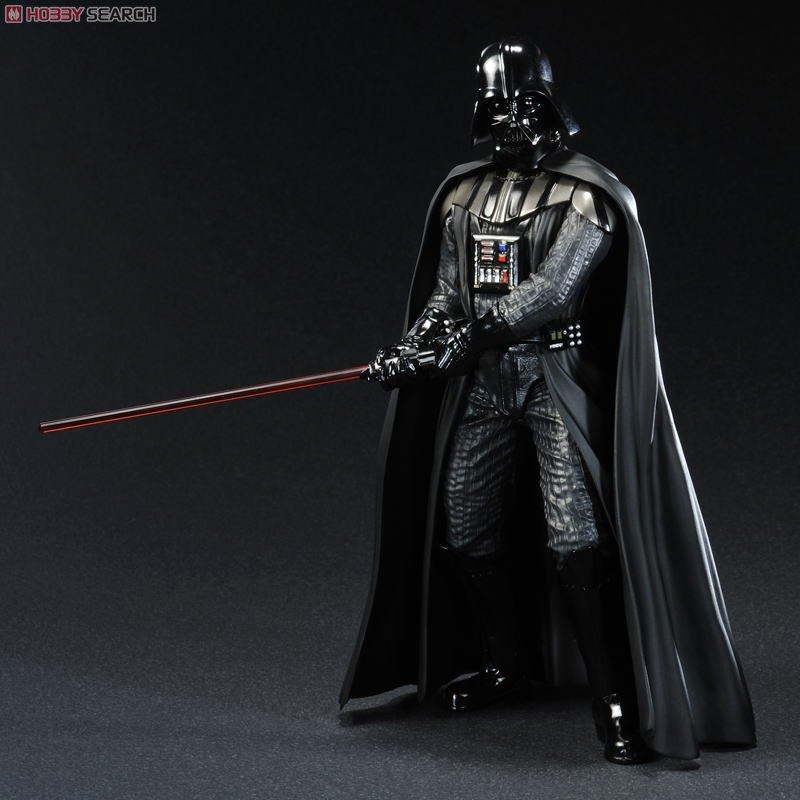 Kotobukiya - Darth Vader Return of Anakin Skywalker ARTFX+ Vadera12