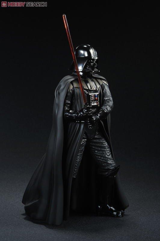 Kotobukiya - Darth Vader Return of Anakin Skywalker ARTFX+ Vadera13