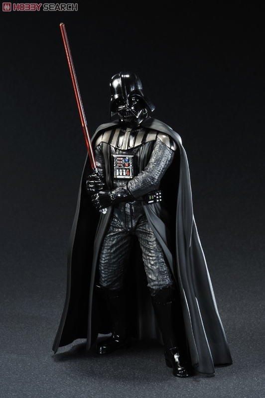 Kotobukiya - Darth Vader Return of Anakin Skywalker ARTFX+ Vadera15