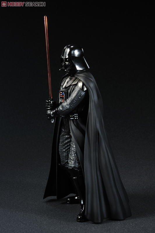 Kotobukiya - Darth Vader Return of Anakin Skywalker ARTFX+ Vadera16