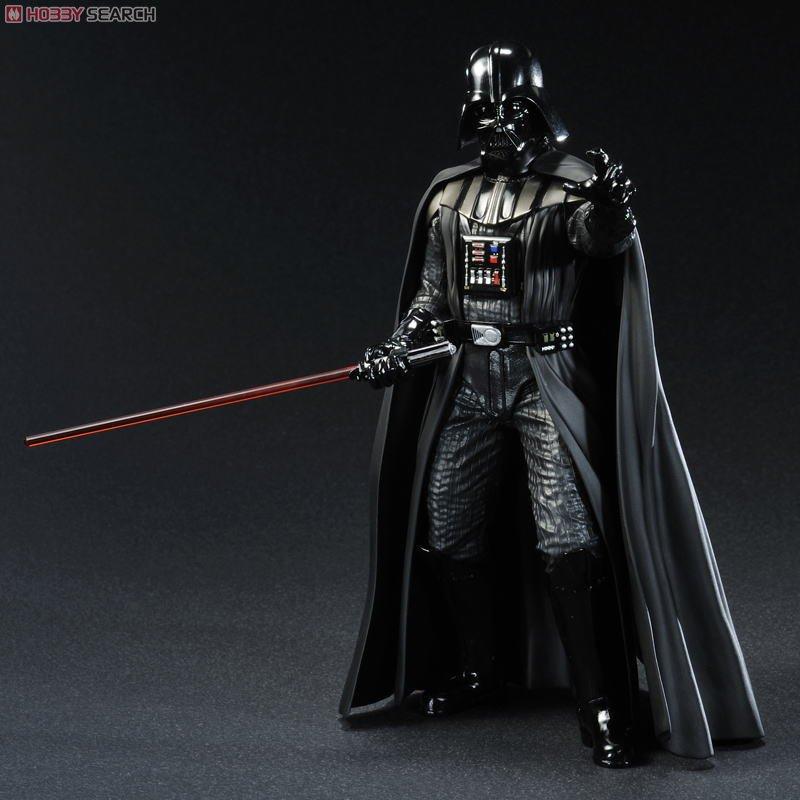Kotobukiya - Darth Vader Return of Anakin Skywalker ARTFX+ Vadera17