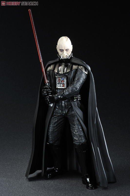 Kotobukiya - Darth Vader Return of Anakin Skywalker ARTFX+ Vadera18