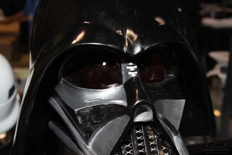 eFX - DARTH VADER HELMET LEGEND - EPISODE IV: A NEW HOPE - Page 2 Vaderc13