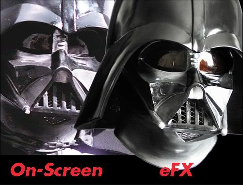 eFX - DARTH VADER HELMET LEGEND - EPISODE IV: A NEW HOPE - Page 2 Vadere16