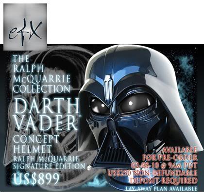 Efx - Darth Vader helmet - Ralph MC QUARRIE concept - Page 2 Vaderm10