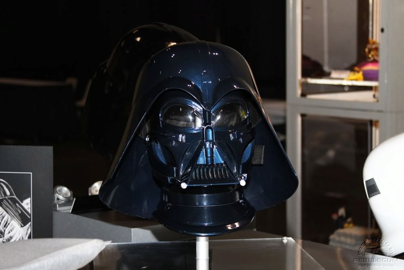 Efx - Darth Vader helmet - Ralph MC QUARRIE concept - Page 2 Vaderm11
