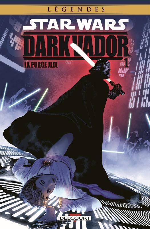 Star Wars - Dark Vador 01 : La Purge Jedi Vador_10