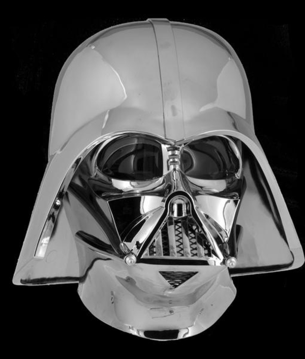 EFX Collectibles Exclusive Chrome Darth Vader Helmet Vador_13