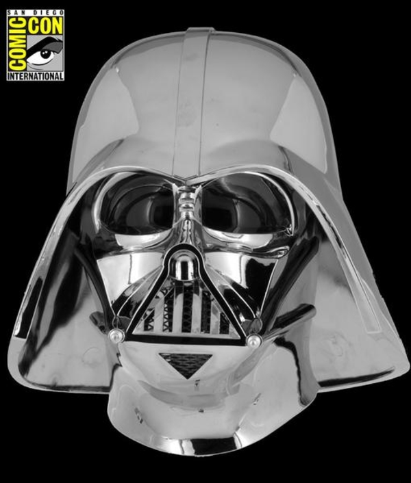 EFX Collectibles Exclusive Chrome Darth Vader Helmet Vador_14
