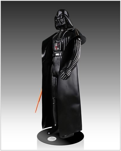 Gentle giant - Darth Vader Life Size Vintage Monument Vadorm10
