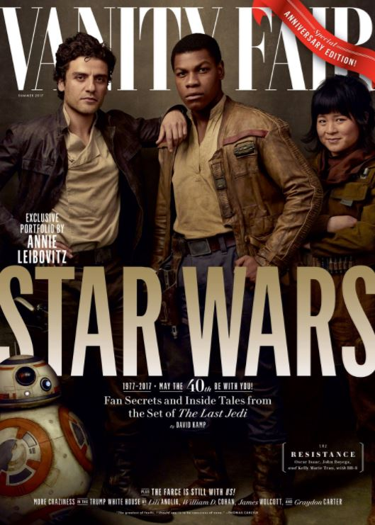 8 - Les NEWS Star Wars Episode VIII - The Last Jedi - Page 12 Vanity15