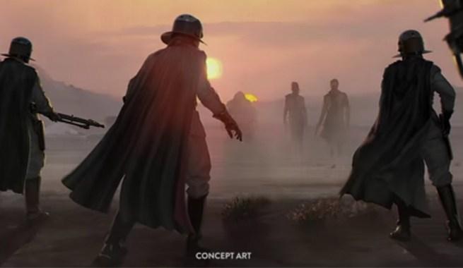"EA Star Wars ""Uncharted"" Vicera10"