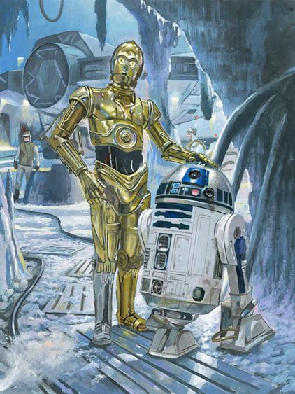 Artwork Star Wars - ACME - Waiting at the South... Waitin10