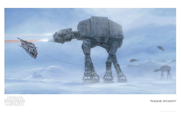 Artwork Star Wars - ACME - Walker Invasion Walker10
