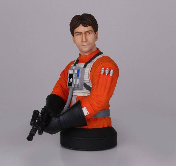 Gentle Giant - Wedge Antilles Mini Bust - PGM Wedge010