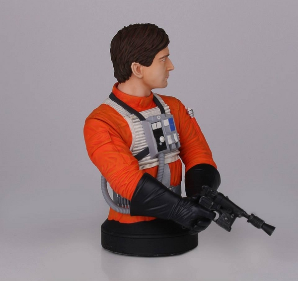Gentle Giant - Wedge Antilles Mini Bust - PGM Wedge012