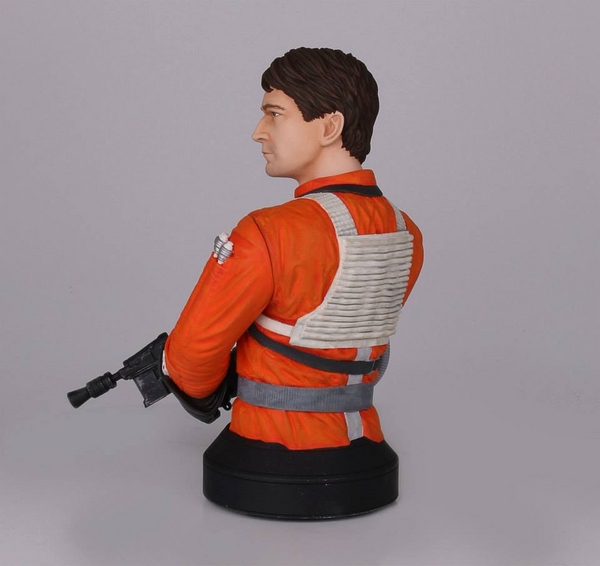 Gentle Giant - Wedge Antilles Mini Bust - PGM Wedge013