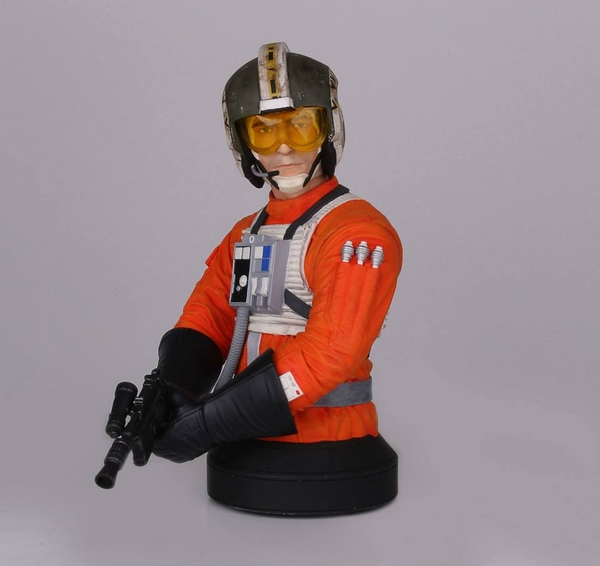 Gentle Giant - Wedge Antilles Mini Bust - PGM Wedge014