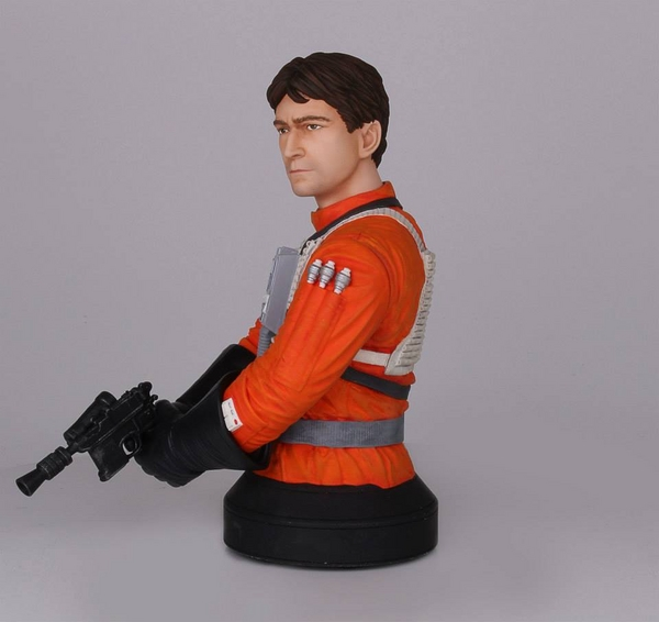 Gentle Giant - Wedge Antilles Mini Bust - PGM Wedge015