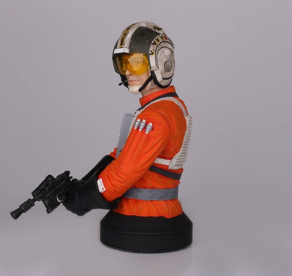 Gentle Giant - Wedge Antilles Mini Bust - PGM Wedge016
