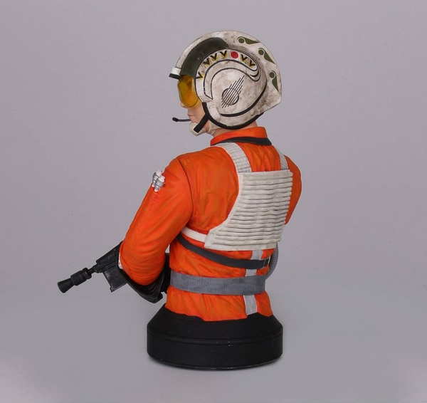 Gentle Giant - Wedge Antilles Mini Bust - PGM Wedge110