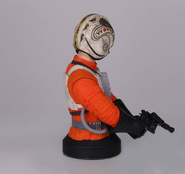 Gentle Giant - Wedge Antilles Mini Bust - PGM Wedge111