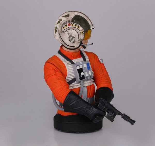 Gentle Giant - Wedge Antilles Mini Bust - PGM Wedge112