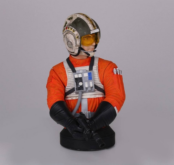 Gentle Giant - Wedge Antilles Mini Bust - PGM Wedge113