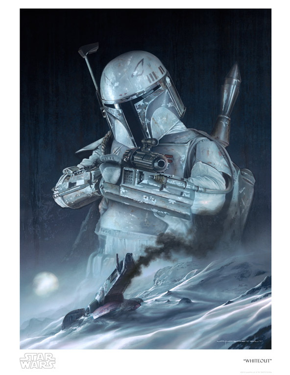 Artwork Star Wars - ACME - Whiteout Whiteo10