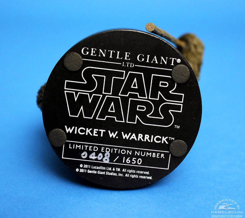 Gentle Giant - Wicket Mini Bust - Page 2 Wicket26
