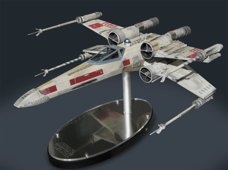 Efx -  luke skywalker red 5 X-wing X-wing16