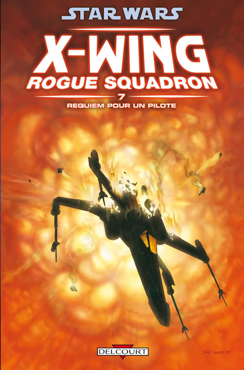 COLLECTION STAR WARS - X-WING ROGUE SQUADRON X0710